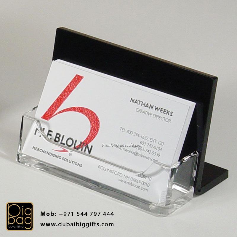 Business card holder b b a business card holder dubai big bag gifts 11 reheart Gallery