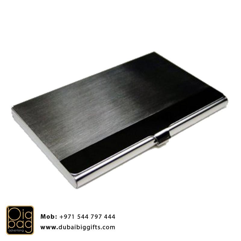 Business card holder b b a business card holder dubai big bag gifts 4 reheart Gallery